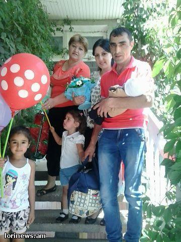 Արյունոտ երկուշաբթին Գյումրիում. գնդակահարվեց ամբողջ ընտանիքը (Ֆոտո)