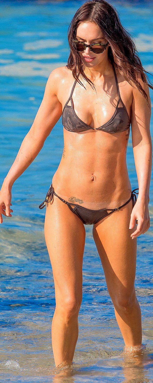 Megan cauble bikini