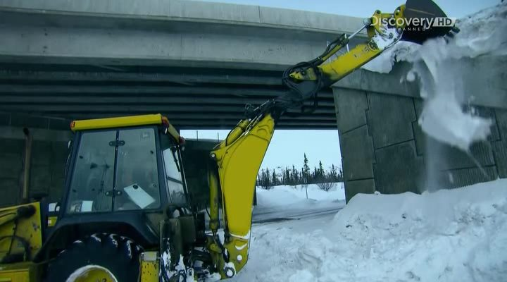 Discovery. Железная дорога Аляски / Railroad Alaska (2 сезон: 1-9 серии из 10) (2014) HDTVRip