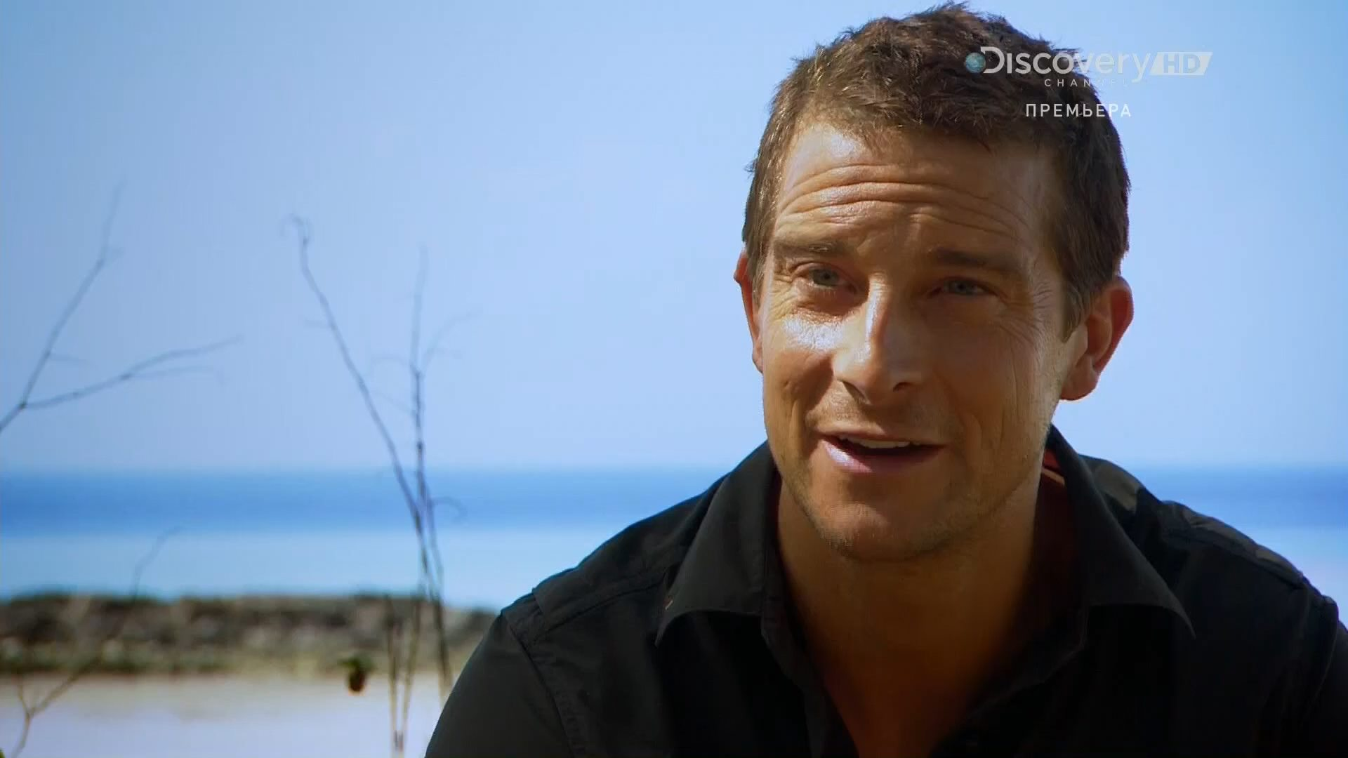 Discovery. ������ � ������ �������� / The Island with Bear Grylls [01] (2014) HDTV 1080i