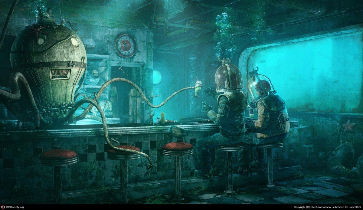 Подводный бар 1