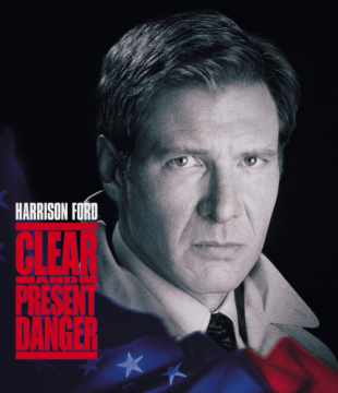 ������ � ����� ������ / Clear and Present Danger (1994) Blu-Ray 2160p | HDR