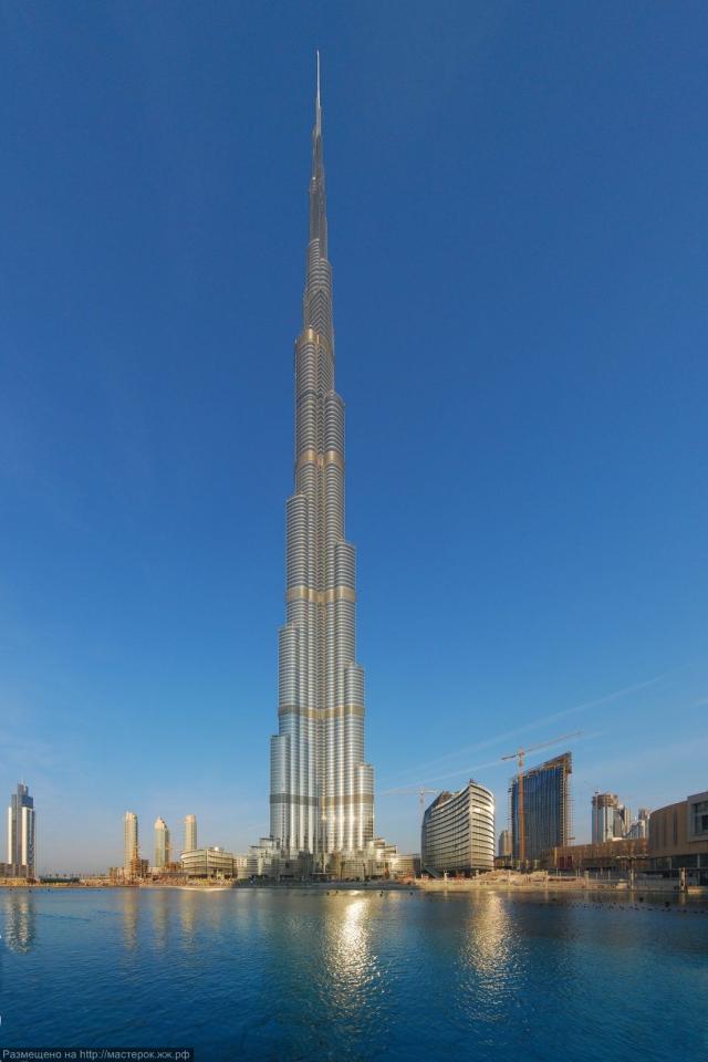 Самые высокие сооружения в истории человечества
