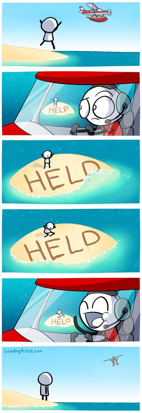 О, привет!