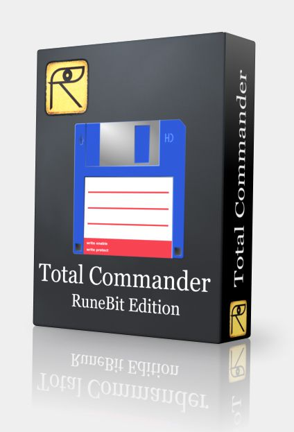 Total Commander 8.51a RuneBit Edition 2.7 (2015/PC)