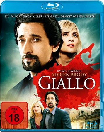 Джалло / Giallo (2009) HDRip / 1.37 GB