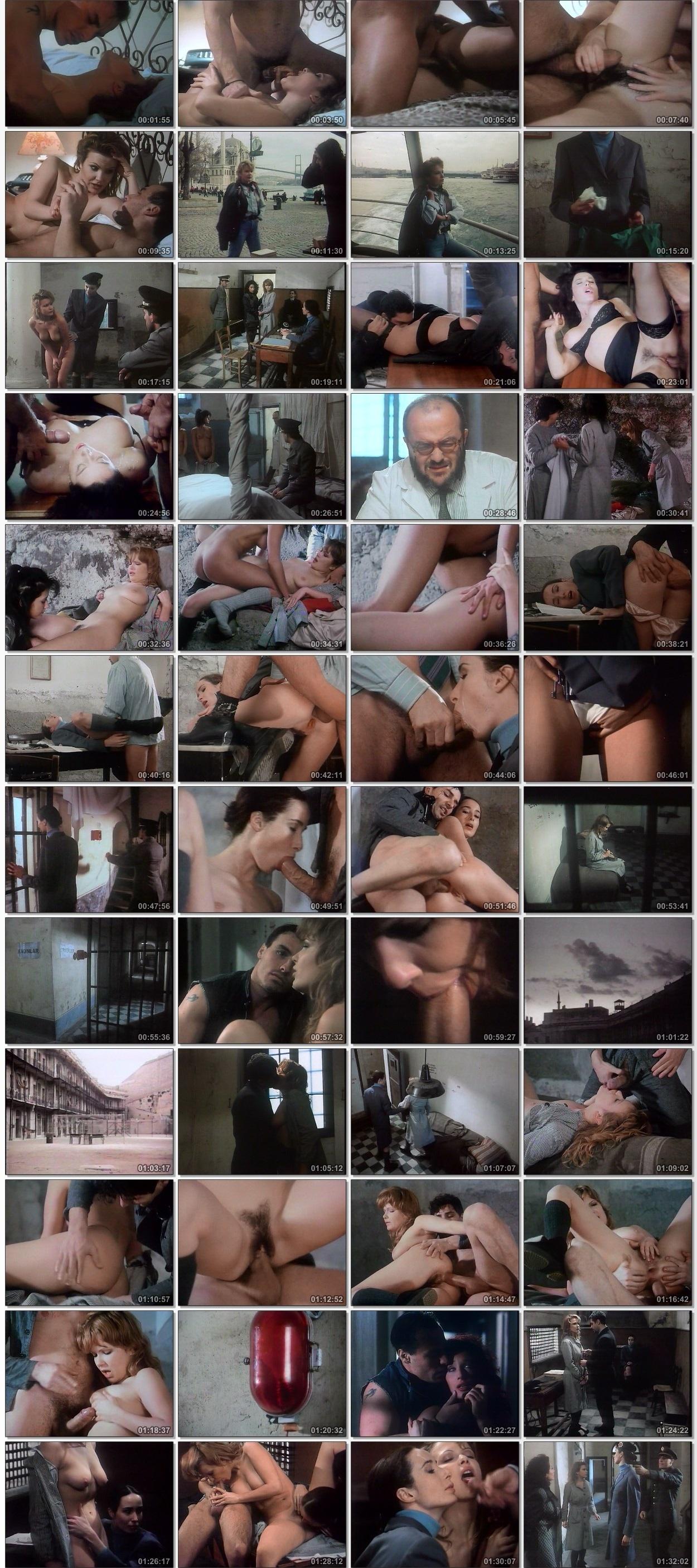 Ретро порно женская тюрма 3 фотография