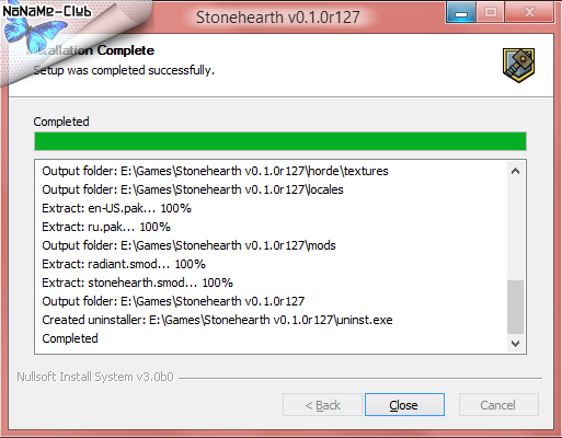 Stonehearth (2014) [En] (alpha 11 v0.11.0 dev.2477) Repack Hazestalker