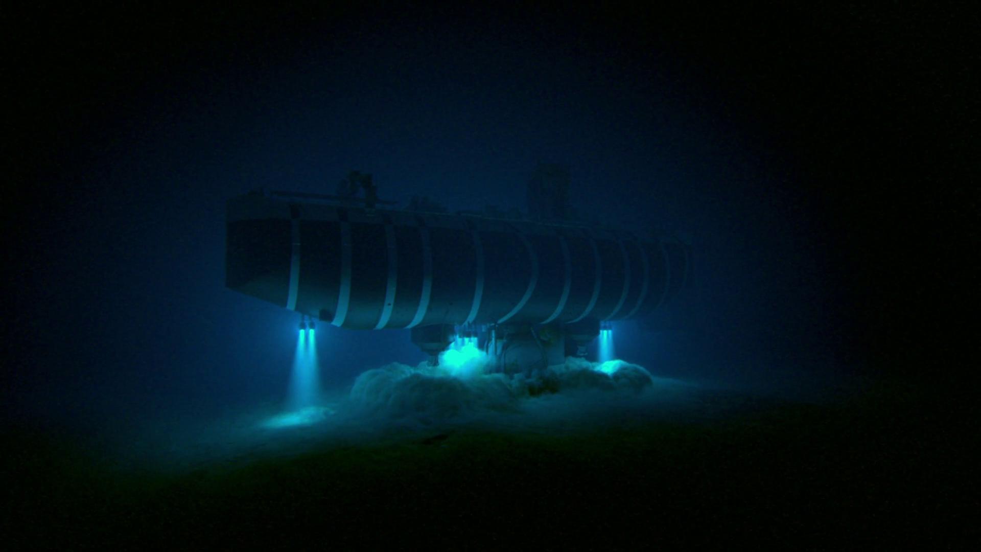 ����� ������ / Deepsea Challenge (2014) BDRip 1080p