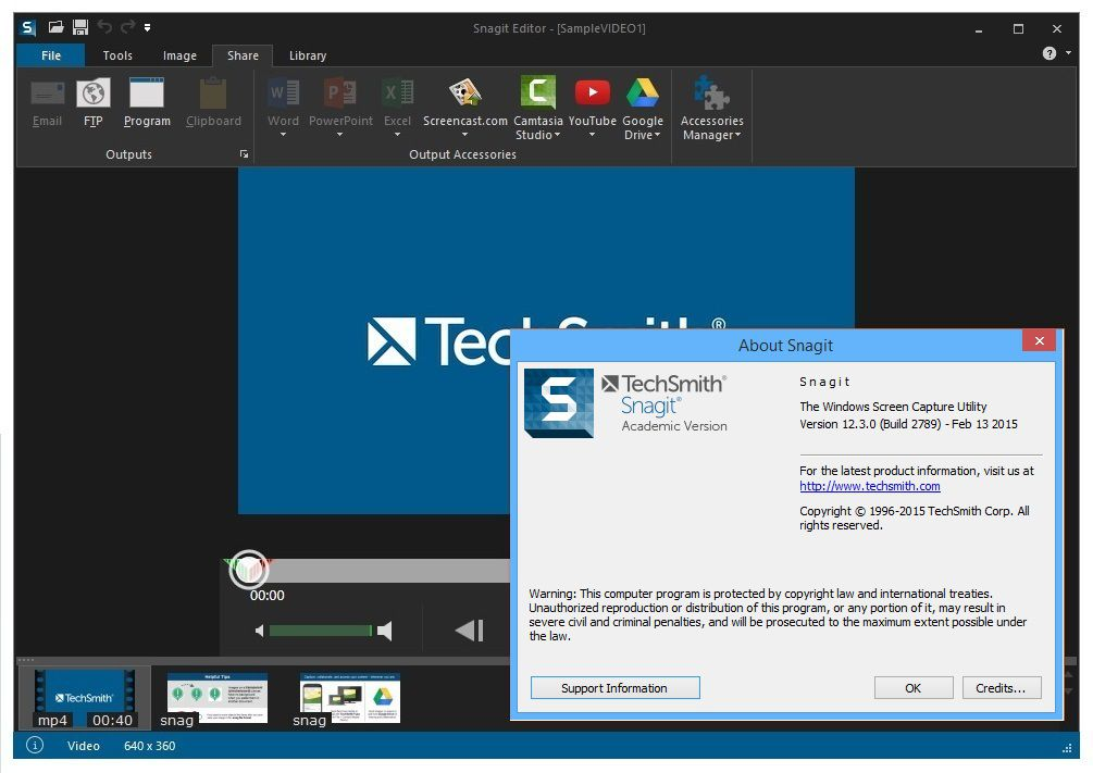 Snagit 12.3.0 Build 2789-TSZ -