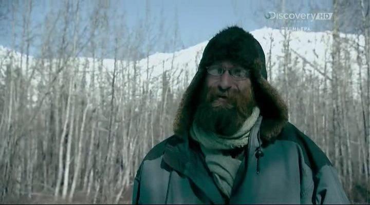 Discovery: На краю Аляски [01 сезон: 01-08 серии из 08] | HDTVRip | P
