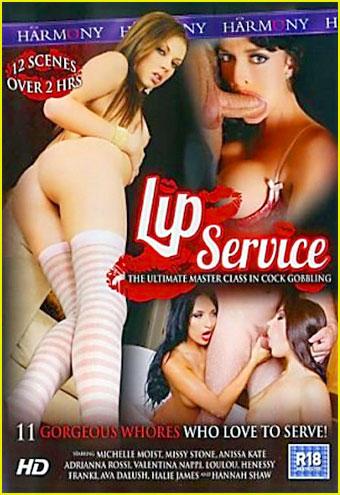 Harmony - Пустые слова / Lip Service (2013) DVDRip