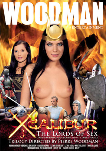 Xcalibur 3: Властелин Секса / Xcalibur 3: The Lords Of Sex (2007) DVDRip | Rus