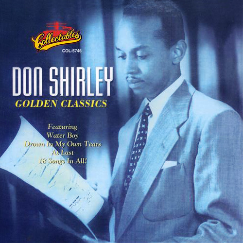 (Mainstream Jazz) [CD] Don Shirley - Golden Classics - 1997, FLAC (tracks+.cue), lossless