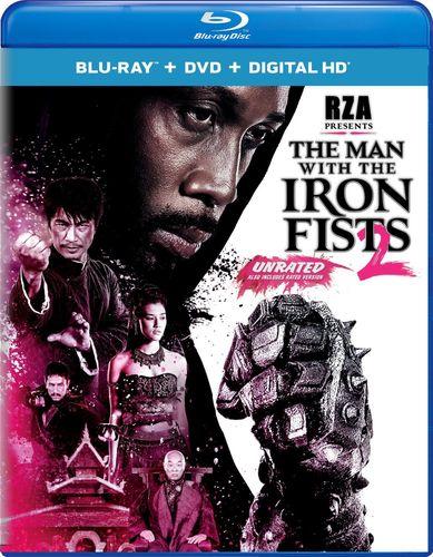 Железный кулак 2 / The Man with the Iron Fists 2 / The Man with the Iron Fists: Sting of the Scorpion (2015) BDRip [H.264 / 720p] [EN] скачать через торрент бесплатно