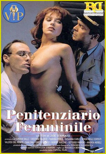 Женская Тюрьма / Penitenziario femminile / Sex Penitentiary (1996) DVDRip-AVC | Rus