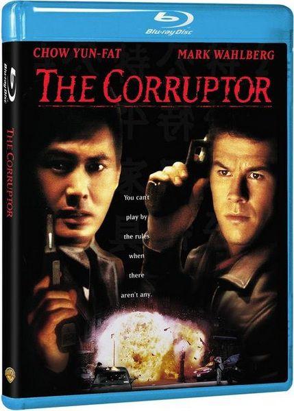 Коррупционер / The Corruptor (Джеймс Фоули / James Foley) [1999, США, боевик, триллер, драма, криминал, детектив, BDRip 720p] Dub (West Video) + DVO (d2Lab) + 2x AVO (Живов, Гаврилов) + Ukr (MVO) + Original Eng + Sub Rus, Eng