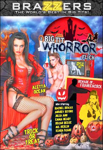 Brazzers - A Big Tit Whorror Flick (2011) DVDRip |