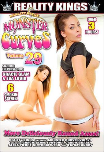 Шлюхи монстры 29 / Monster Curves 29 (2015) WEBRip