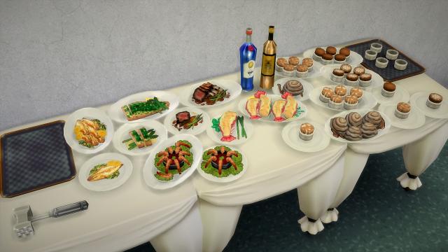Декоративная еда 0d3a9bb9851a0a2f185cd8e47f90e521