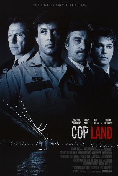 ����������� / Cop Land (1997) HDRip | �������� | Director's cut