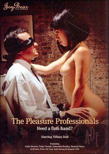 Продавцы удовольствия / Профессионалы удовольствия / The Pleasure Professionals (2012) DVDRip | Rus