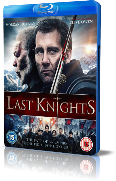 Последние рыцари / Last Knights (2015) BDRip-AVC | DUB | Лицензия