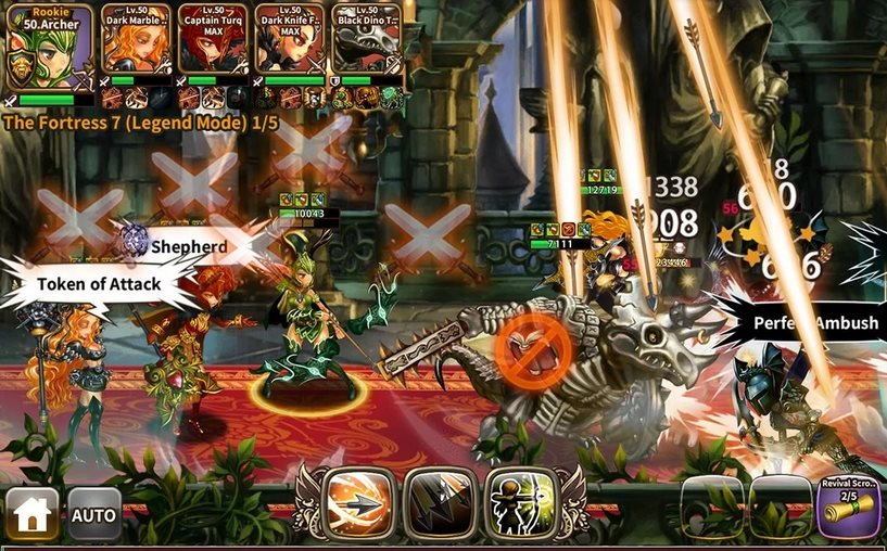 Dragon Blaze 1.0.7 [Ru]
