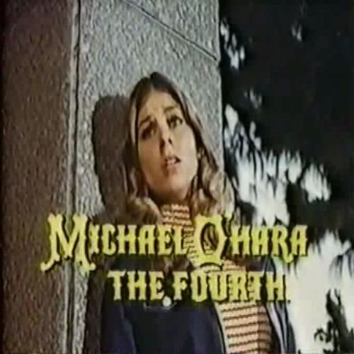 Майкл ОХара IV / Michael OHara the Fourth (Эрвен Джордан / Erven Jourdan) [1972, США, комедия, криминал, семейный, VHSRip] Dub (РТР) + Sub Rus + Original Eng