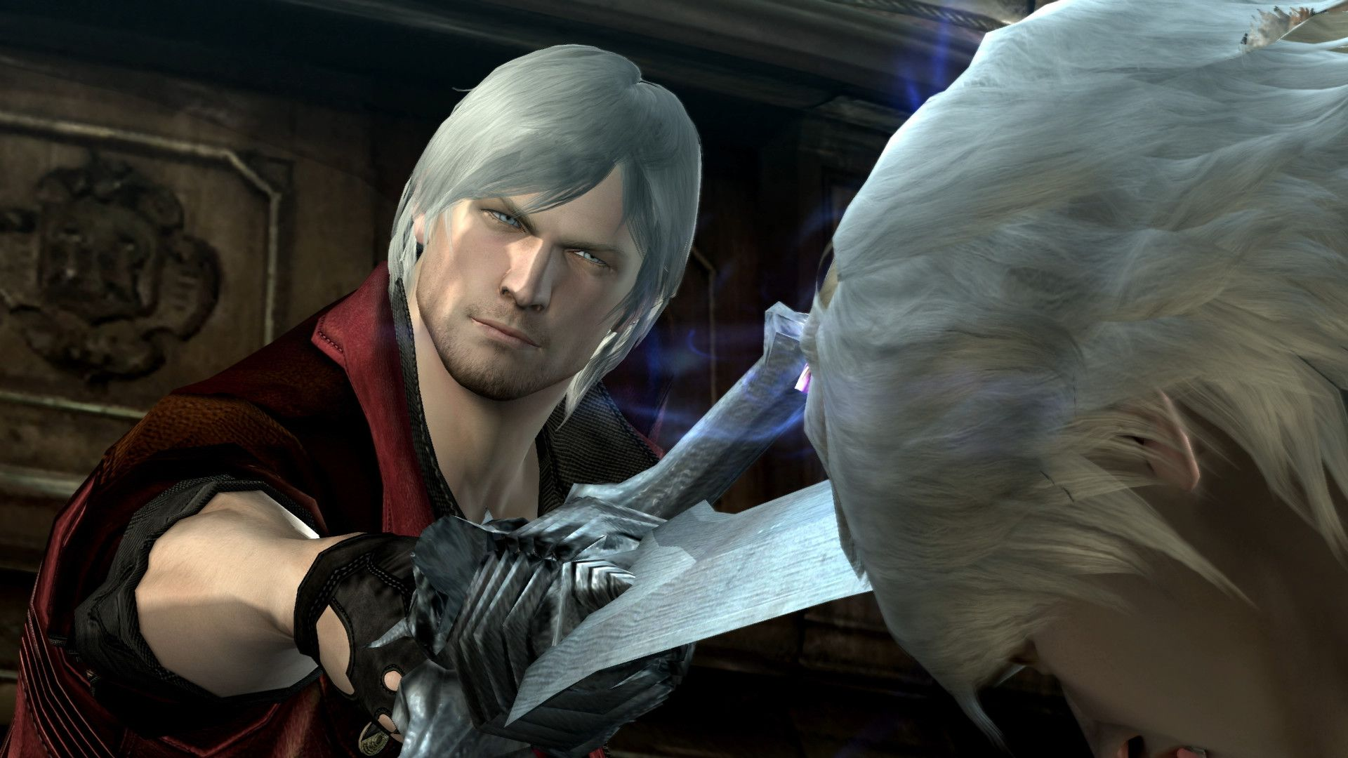 Третий скриншот Русификатор для Devil May Cry 4: Special Edition (Текст и Звук)