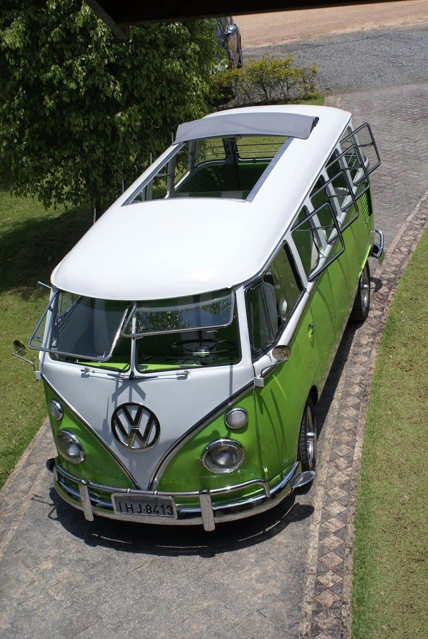 Легендарный микроавтобус