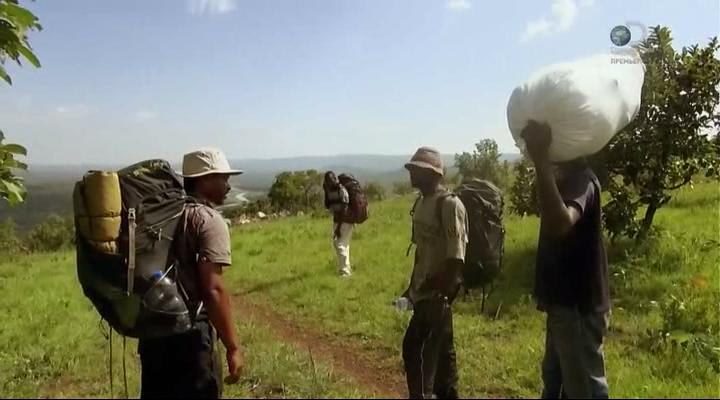Discovery. Пешком вдоль Нила / Walking the Nile (1-4 серии из 4) (2015) HDTVRip