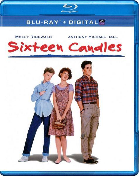 Шестнадцать свечей / Sixteen Candles (Джон Хьюз / John Hughes) [1984, США, мелодрама, комедия, BDRip] MVO (Пифагор)