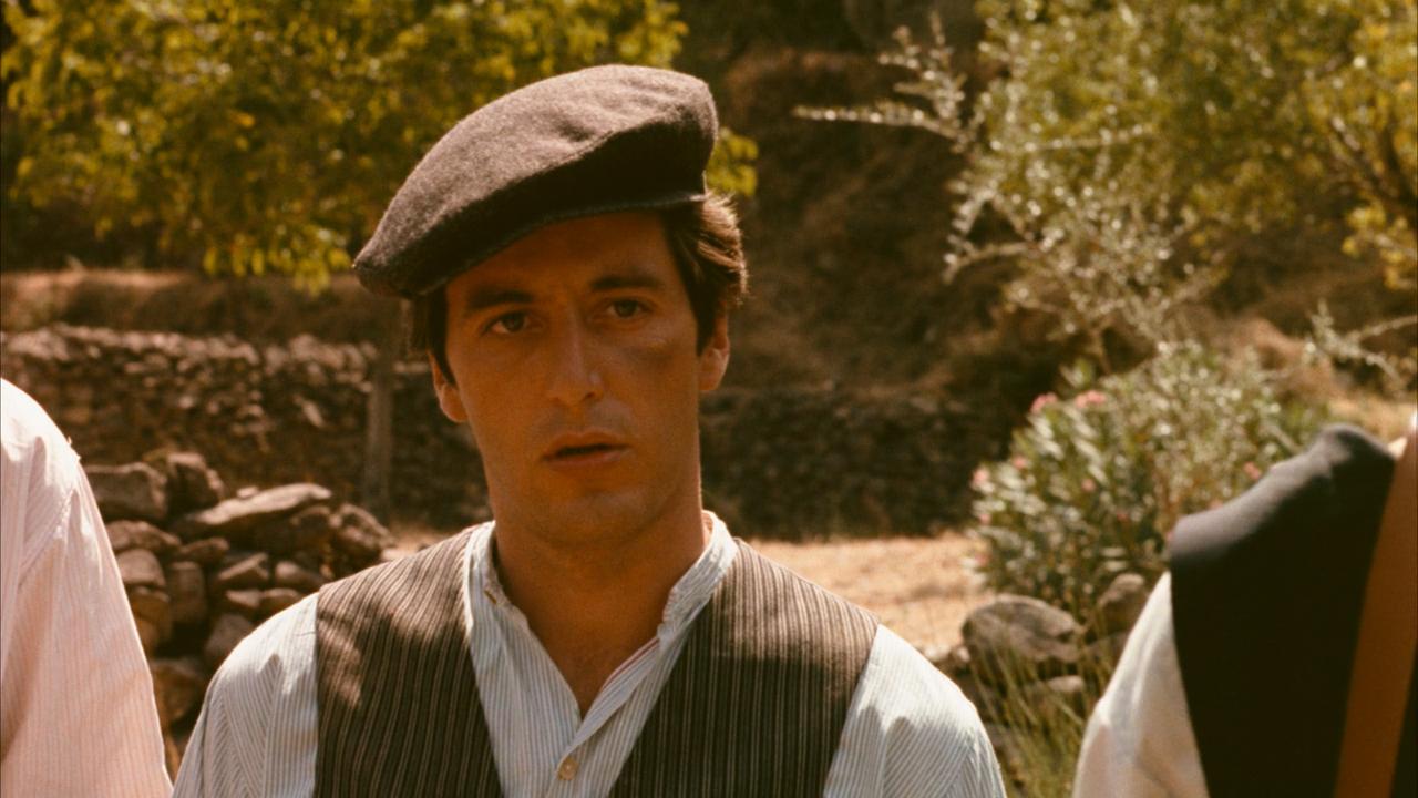 Крестный отец / The Godfather (1972/BDRip) 720p   60 fps