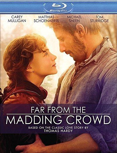 ����� �� ����������� ����� / Far from the Madding Crowd (2015) BDRip 1080p | DUB | iTunes