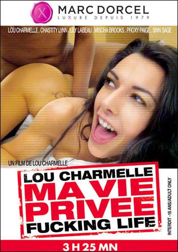Marc Dorcel - Лю Шармель: Моя личная перетраханная жизнь / Lou Charmelle: My Fucking Life (2013) DVDRip |