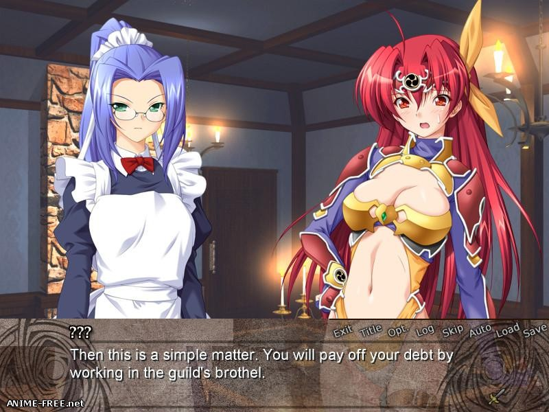 Lightning Warrior Raidy 3 / Райди - воин молнии 3 [2015] [Uncen] [jRPG, VN, Animation] [ENG,JAP] H-Game
