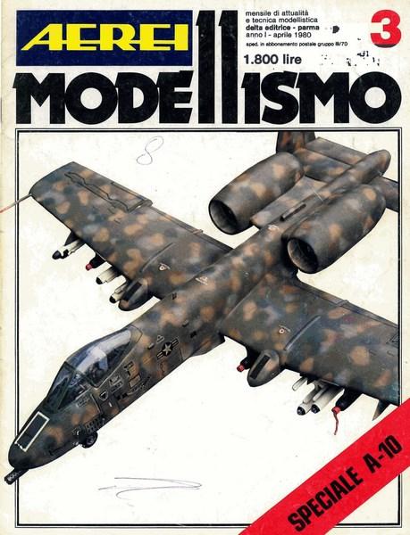 Aerei Modellismo [1980-2000, PDF, ITA]
