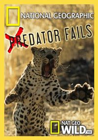 National Geographic. Неудачи хищников [01-03 серии из 03] | HDTV 1080i