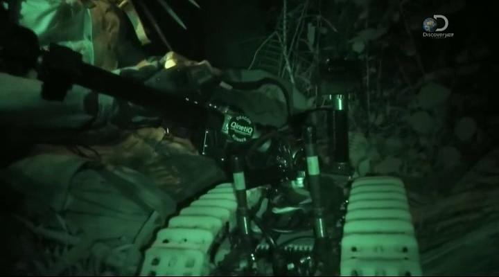 Discovery. Уйти от погони / Lone Target (2 сезон: 1-4 серии) (2015) HDTVRip