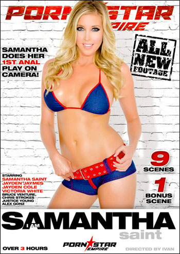 Я Саманта Сэинт / I Am Samantha Saint (2012) DVDRip