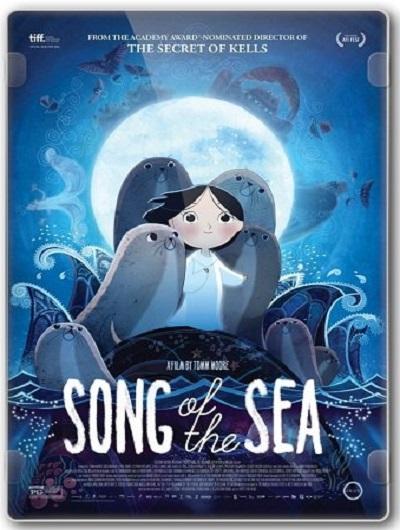 Песнь моря / Song of the Sea (2014) (BDRip 720p) 60 fps