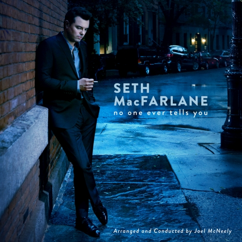 (Vocal Jazz) [CD] Seth MacFarlane - No One Ever Tells You - 2015, FLAC (image+.cue), lossless