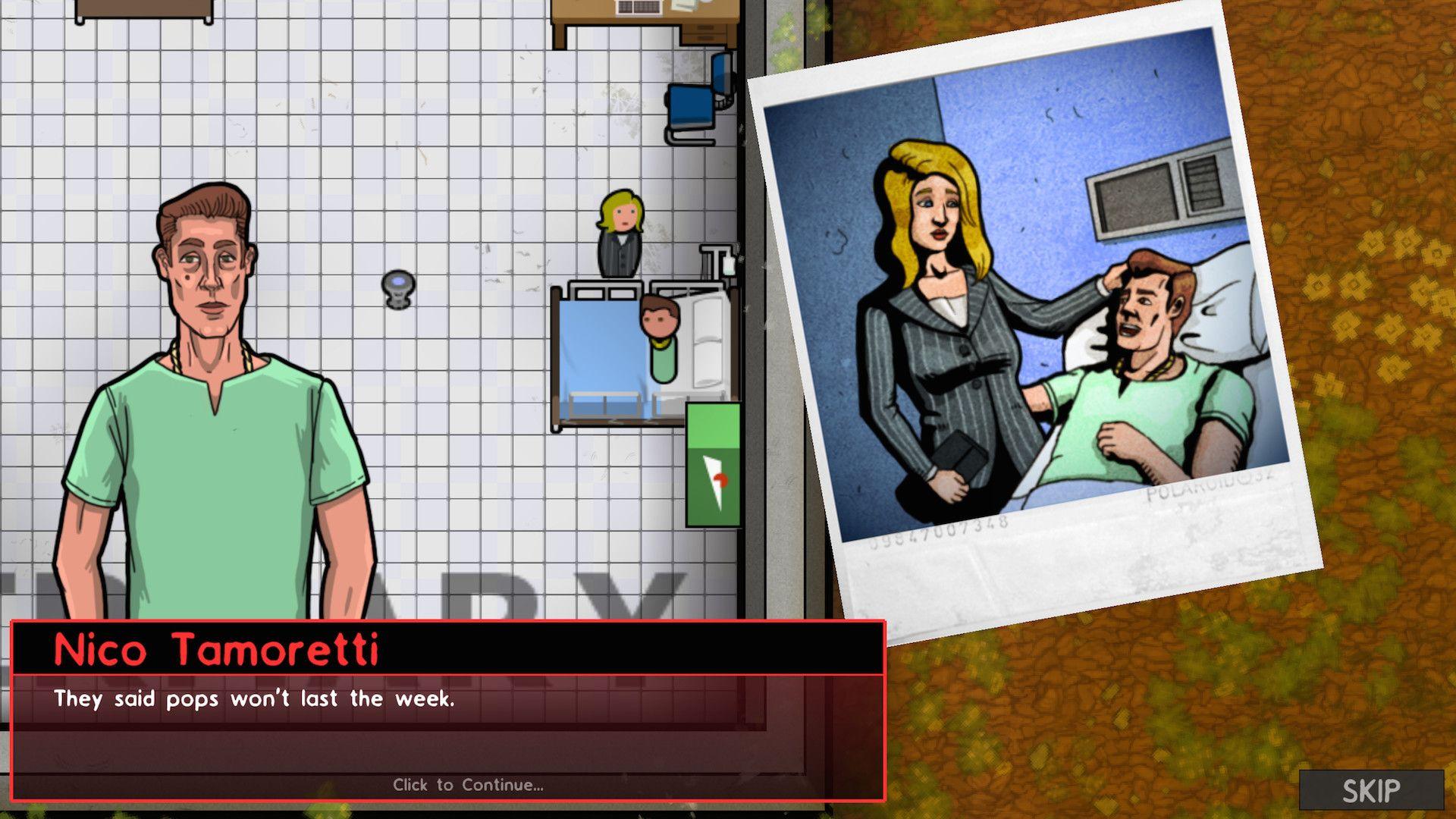 Скриншот к Prison Architect [update11d] (2015) Linux | Лицензия