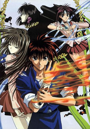 Пламя Рекки / Rekka no Honoo / Flame of Recca (Абе Нориюки) [TV] [42 из 42] [хардсаб] [JAP+SUB] [1997, приключения,фэнтези, боевые искусства, TVRip]