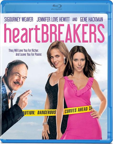 ���������� / Heartbreakers (2001) BDRip 1080p | D, P, A