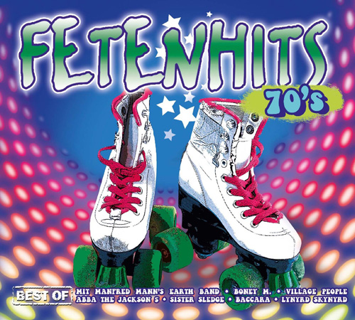Fetenhits 70's Best Of (3CD) - 2015