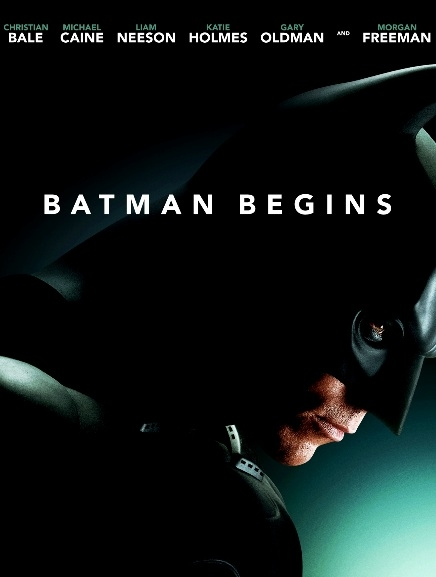 Бэтмен: Начало 2005 - Андрей Гаврилов