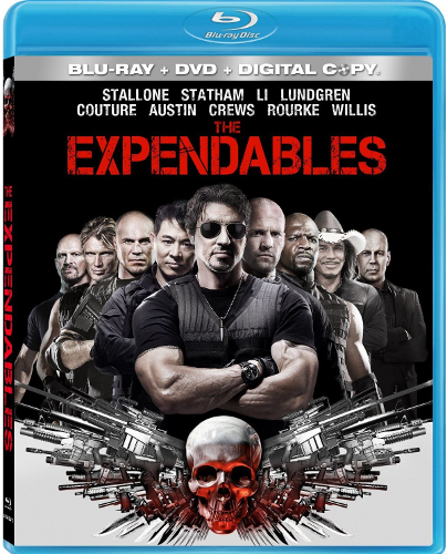 Неудержимые / The Expendables (2010) (BDRip 1080p) 60 fps