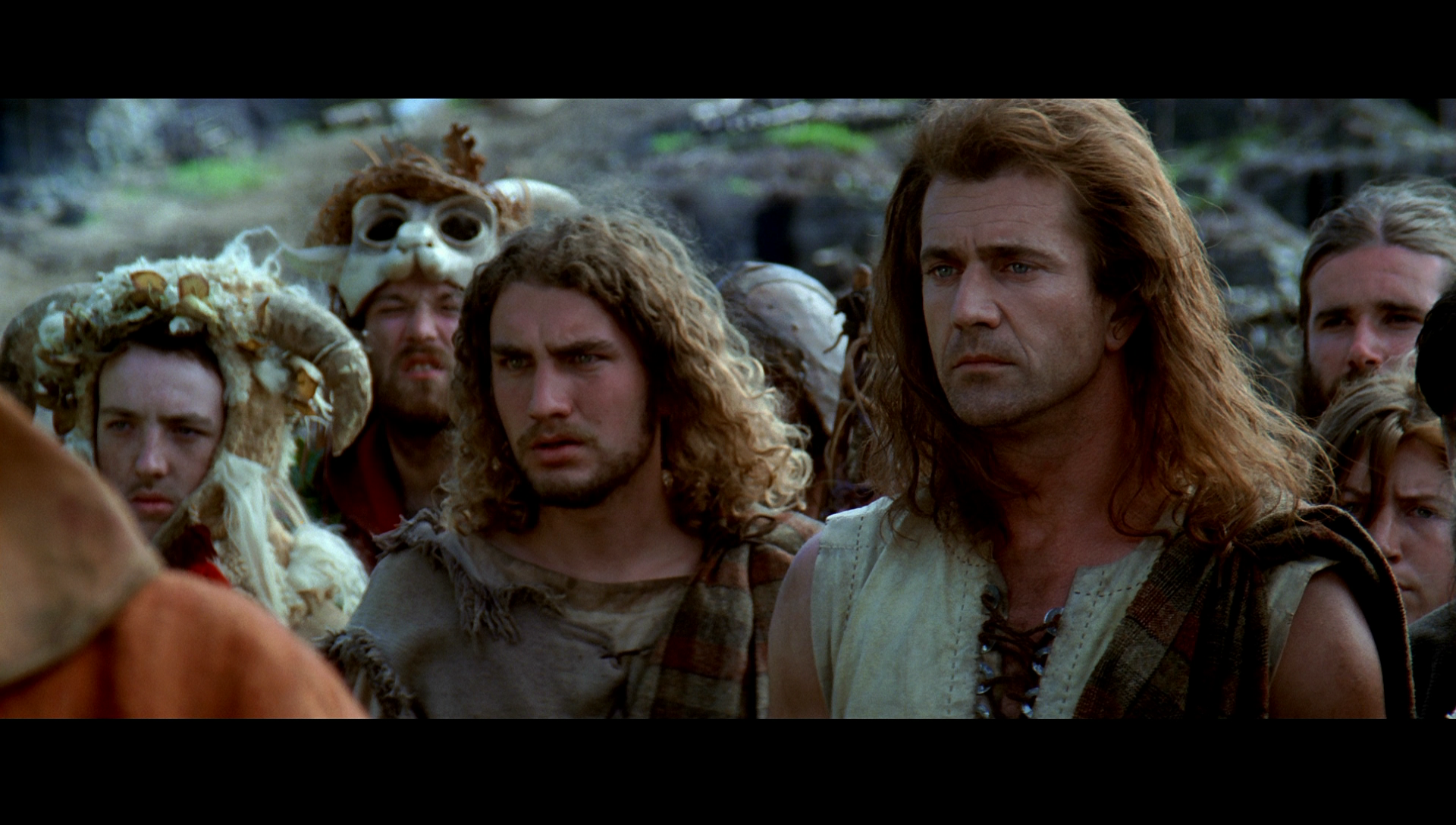 Храброе сердце / Braveheart (1995) BDRemux 1080p